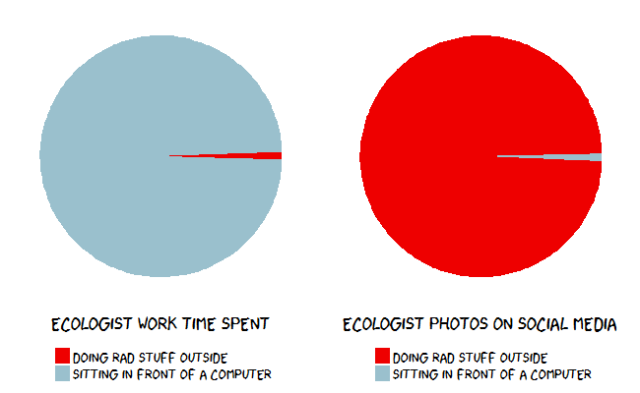 Ecologist Pie Chart